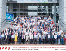 The 8th International Conference on Surface Plasmon Photonics (SPP8) held on May 22-26, 2017. Taipei, Taiwan